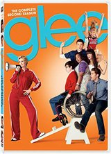 Glee Season 2 complete set in excellent condition in Naperville, Illinois