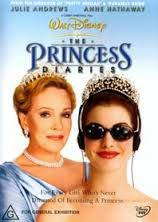 Princess Diaries DVD in Bolingbrook, Illinois