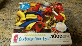 "Toy of the year Award ""Can You See What I See"" new unwrapped puzzle in Vista, California"