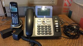 Panasonic KX-TG9471 Two Line DECT 6.0 Expandable Digital Answering Sys in Bartlett, Illinois