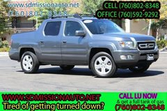 2010 Honda Ridgeline RTL Ask for Louis (760) 802-8348 in Camp Pendleton, California