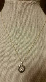 "16"" Sterling Silver ladies necklace in Vista, California"
