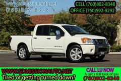 2008 Nissan Titan LE Ask for Louis (760) 802-8348 in Camp Pendleton, California