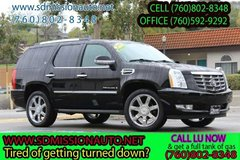 2009 Cadillac Escalade Hybrid Base Ask for Louis (760) 802-8348 in Camp Pendleton, California