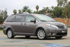 2011 Toyota Sienna Limited 7-Passenger Ask for Louis (760) 802-8348 in Oceanside, California