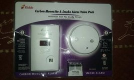 Carbon Monoxide and Smoke Alarm Kit in Oceanside, California