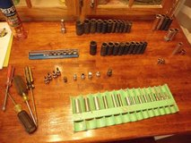 sockets/ snap on, mac, craftsman,whole lot for one $ in Fort Campbell, Kentucky