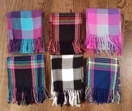 Scarves - Winter Plaid - New in Chicago, Illinois