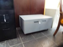 File Cabinet on Rollers*All metal*Two Shelve in Rolla, Missouri