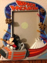 Mickey Mouse Space Mountain Picture Frame in Beale AFB, California