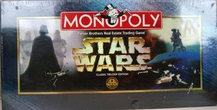 STAR WARS Monopoly in Yucca Valley, California