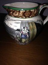 Adams Pottery England Luster Cries Of London Creamer in Travis AFB, California