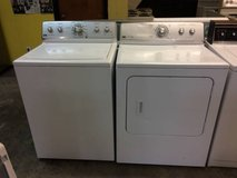 MAYTAG CENTENNIAL WASHER AND DRYER SET W/ WARRANTY! CLEAN! in Perry, Georgia