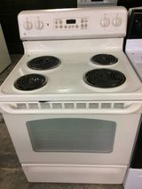 GE SELF CLEANING STOVE W/ WARRANTY! CLEAN! in Perry, Georgia