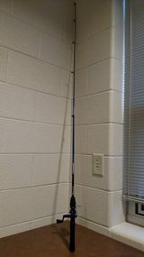 Shakespeare Firebird Rod and Reel in Fort Campbell, Kentucky