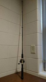 South Bend Outdoorsman Rod/Zebco 33 Reel in Fort Campbell, Kentucky