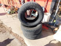 Set of Three Bridgestone Tires in Fort Riley, Kansas