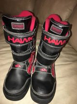 Tony Hawk Thermolite Leather Snow Boots Boys Size 6M in Bolingbrook, Illinois