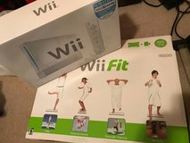 Wii Fit and Wii Sport in Byron, Georgia