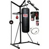 COMPLETE Title Boxing Stand and Equipment in Bartlett, Illinois