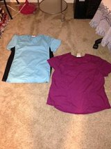 2 Large Scrub Shirts in Travis AFB, California