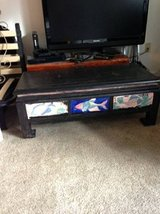 Arts and Craft Coffee table with a very cool look solid wood in Sacramento, California