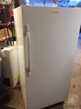 Frigidaire upright freezer in Joliet, Illinois