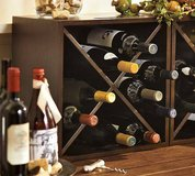 Pottery Barn wine cube/crate box in Fort Belvoir, Virginia