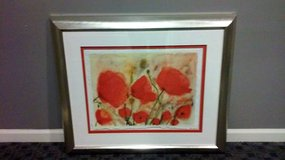 POPPIES WATERCOLOR PAINTING in Aurora, Illinois