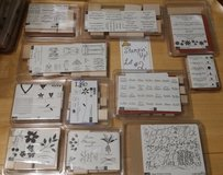 stampin' up! lot #2 11 complete sets, 123 stamps in Hemet, California