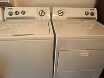 Almost New Whirlpool W/D Set! Don't miss this Deal! in Columbus, Georgia