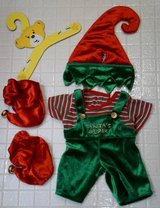 Build-A-Bear Santa's Helper Boy Elf Outfit in Algonquin, Illinois