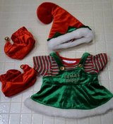 Build-A-Bear Santa's Helper Girl Elf Outfit in Algonquin, Illinois