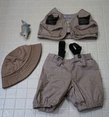 Build-A-Bear Fishing Outfit in Algonquin, Illinois