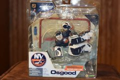 McFarlane Chris Osgood Series 3 VARIANT NY Islanders Brand New in Elgin, Illinois