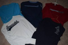 Men / Teen Clothes - Small, Med, Large (Pants, Shirts, Shorts, Suits) in Elgin, Illinois