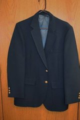 Men's Navy Blue Blazer / Sportcoat - Size 40R in Elgin, Illinois