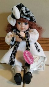 Dan Dee Porcelain Samantha Doll in Elgin, Illinois