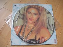 madonna: interview picture disc lp (uk, pic disc, pvc sleeve) rock & pop in Bolingbrook, Illinois