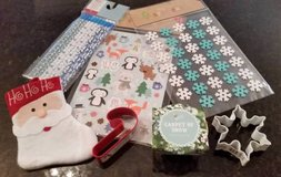 Winter Stickers, Pencils, Cookie Cutters, Grow Your Own White Flowers in Naperville, Illinois