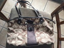 Coach Brown Tote Bag in Fort Campbell, Kentucky
