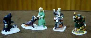 Dickens Dept 56 The Heritage Village Collection in Elgin, Illinois