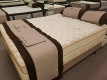 "LIQUIDATION SALE! BRAND NEW 16"" THICK Queen MATTRESS sets By SAATVA. L in Chicago, Illinois"