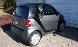 One Owner 2013 Smart Fortwo Coupe, Automatic Trans, 19k Miles, 41+ MPG in Camp Lejeune, North Carolina