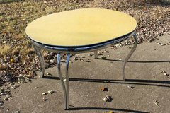 Retro Formica & Chrome Table in Fort Campbell, Kentucky
