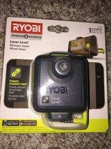 Ryobi Phone Works - Laser Level and Laser Distance Measurer in Plainfield, Illinois