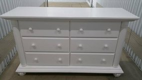 Baby Cache Heritage Double  Dresser with CHANGER TOPPPER  280 in Oceanside, California