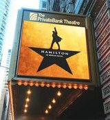 Hamilton Tickets- Tue Feb 14, 2017; Orchestra- Great seats (2 tix) in Glendale Heights, Illinois