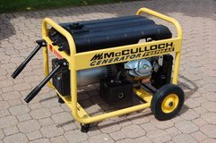 New Out of Box McCullough FG5700AK Portable Gas Powered Generator in St. Charles, Illinois