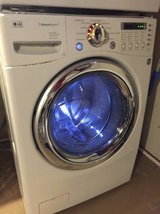LG top loading washer in Glendale Heights, Illinois